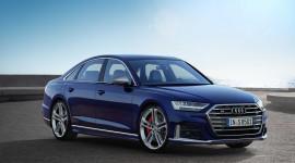 'Siêu sedan' Audi S8 2020 ra mắt với động cơ V8 mạnh 563 mã lực