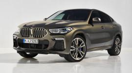 BMW X6 2020 ra mắt với kiểu dáng thể thao hơn đấu Audi Q8