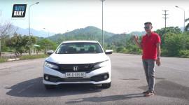 Đánh giá Honda Civic RS 2019: Những điểm THÍCH và chưa THÍCH