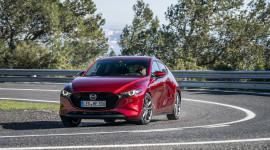 Mazda3 2019 bị triệu hồi vì nguy cơ rụng bánh tại Mỹ
