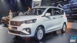 Chi tiết Suzuki Ertiga 2019 giá từ 499 triệu đồng tại Việt Nam