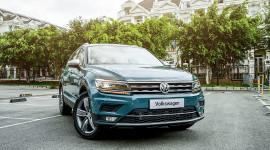 VW Tiguan Allspace Luxury giá 1,85 tỷ, đấu Mercedes GLC250 tại VN
