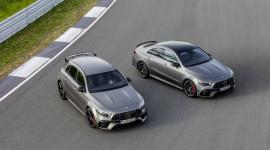 Ra mắt cặp đôi xe thể thao cỡ nhỏ Mercedes-AMG A45 và CLA45 2020
