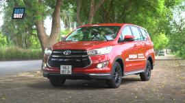 Toyota Innova: Lựa chọn số 1 cho dòng xe gia đình