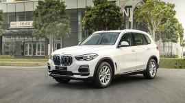 BMW X5 2019 giá 4,3 tỷ ra mắt tại VN, quyết đấu Mercedes-Benz GLE