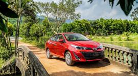 """Xe Vios được giảm giá """"khủng"""" nhân dịp Toyota Việt Nam xuất xưởng chiếc xe thứ 500.000"""