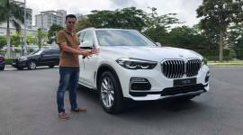 Thử công nghệ lùi tự động NGOẰN NGHÈO cực đỉnh trên BMW X5 2019 tại Việt Nam