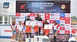 VMRC 2019 chặng 3: Nguyễn Đức Thanh thống trị tuyệt đối hạng mục Blade 110
