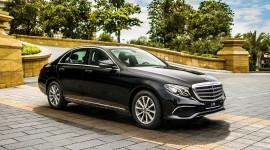 Chi tiết Mercedes-Benz E-Class mới giá từ 2,13 tỷ đồng tại Việt Nam