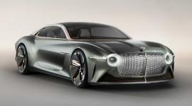 Bentley EXP 100 GT ra mắt: Xe điện siêu sang của tương lai