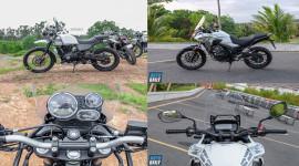 Tầm giá 200 triệu, chọn Royal Enfield Himalayan hay Honda CB500X?
