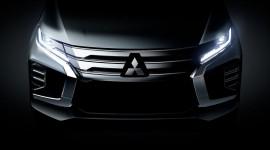Mitsubishi nhá hàng Pajero Sport 2020 trước ngày ra mắt 25/7