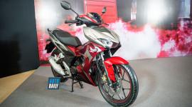 Cận cảnh Honda Winner X hoàn toàn mới tại Việt Nam