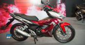 Đánh giá nhanh Honda Winner X giá từ 46 triệu, có phanh ABS, mang hơi thở PKL