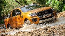 Phân khúc xe bán tải tháng 6/2019: Ford Ranger vẫn không có đối thủ