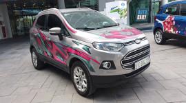 Ford Ecosport cá tính hơn qua cuộc thi Paint Your True Color