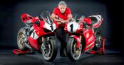 """""""Siêu phẩm"""" Ducati Panigale V4 phiên bản kỉ niệm, giới hạn 500 chiếc"""