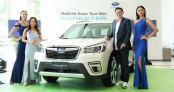 Subaru Forester 2019 ra mắt tại Việt Nam, giá từ 990 triệu