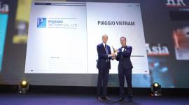 Piaggio Việt Nam lọt Top 51 công ty có môi trường làm việc tốt nhất tại Việt Nam