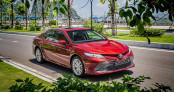 Toyota Việt Nam tăng trưởng 44% trong 6 tháng đầu năm 2019