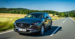 Mazda CX-30 2020 cập bến thị trường châu Âu