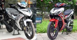 So sánh Honda Winner X và Yamaha Exciter 150: Đi tìm thống lĩnh