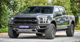 Ảnh chi tiết siêu bán tải Ford F-150 Raptor 2019 tại Việt Nam