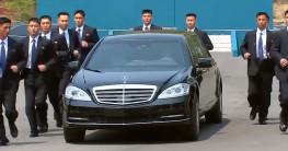 Hé lộ cách ông Kim Jong-un mua xe bọc thép Mercedes