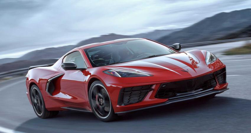 Siêu xe Mỹ Chevrolet Corvette Stingray 2020 ra mắt, giá từ dưới 60.000 USD