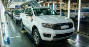 Ford Ranger được tăng cường sản xuất vì quá đắt khách
