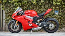 Ảnh chi tiết Ducati V4S siêu lướt giá 900 triệu đồng tại Hà Nội