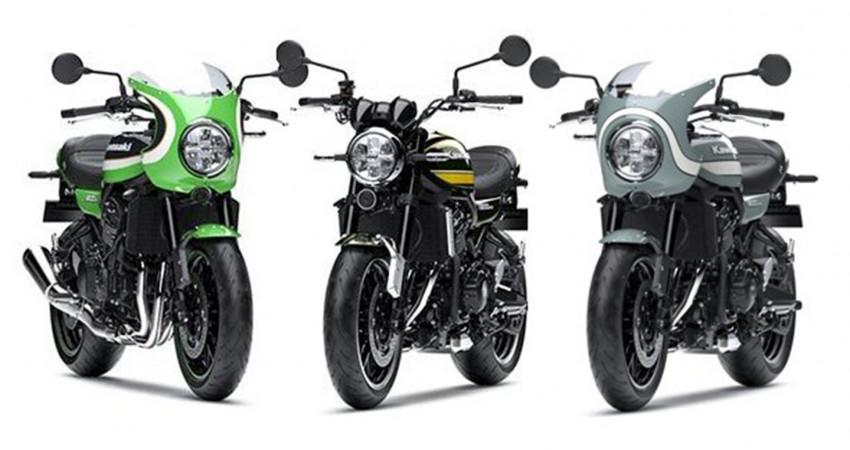 Kawasaki Z900RS và Z900RS Cafe thêm màu mới, giữ nguyên thiết kế cổ điển