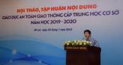"""Honda Việt Nam khởi động chương trình """"ATGT cho nụ cười ngày mai"""" năm học 2019-2020"""