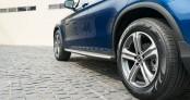Làm gì khi lốp xe Mercedes-Benz bị thủng?