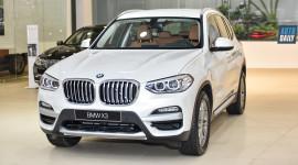 Cận cảnh BMW X3 2019 giá từ 2,529 tỷ đồng tại Việt Nam