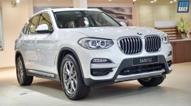 Ảnh chi tiết BMW X3 xDrive 30i 2019 tại Việt Nam