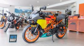 KTM RC 390 MotoGP Edition đầu tiên tại Việt Nam, giá hơn 150 triệu