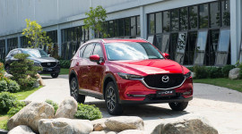 Tháng 7: Ưu đãi lên đến 100 triệu đồng cho khách mua xe Mazda