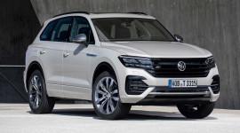 Volkswagen giới thiệu bản đặc biệt Touareg One Million