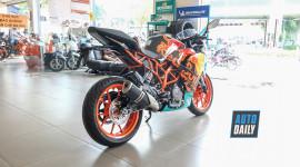 Ảnh chi tiết KTM RC 390 MotoGP Edition