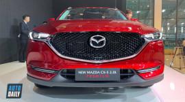 Mazda CX-5 bản nâng cấp ra mắt tại Việt Nam, giá từ 899 triệu