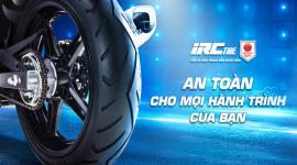 Vì sao lốp xe IRC Việt Nam được các hãng xe máy ưa chuộng?