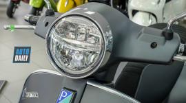 Ảnh chi tiết Vespa GTS Super Sport 300 2019
