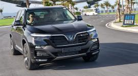 Đánh giá xe SUV VinFast Lux SA2.0 giá từ 1,414 tỷ: Treo khí nén, dáng oai phong