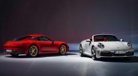 Bộ đôi Porsche 911 Carrera Coupe, Cabriolet 2020 ra mắt, giá từ 98.750 USD