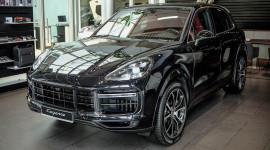 Porsche Cayenne Turbo 2019 giá hơn 10 tỷ đồng về Việt Nam