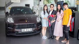 Ca sĩ Trọng Tấn tậu Porsche Macan 2019 giá hơn 3 tỷ đồng