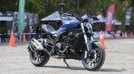 """Benelli 502C """"nhái"""" Ducati Diavel có giá 166 triệu đồng tại Việt Nam"""