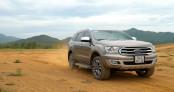 Đánh giá Ford Everest: Mẫu SUV 7 chỗ cơ bắp và thực dụng