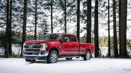Siêu bán tải Ford Super Duty 2020 mạnh tới 430 mã lực